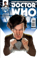 Doctor Who:  The Eleventh Doctor - Complete Year One Year Two and 1st 9 Issues of Year 3 - 39 Comics